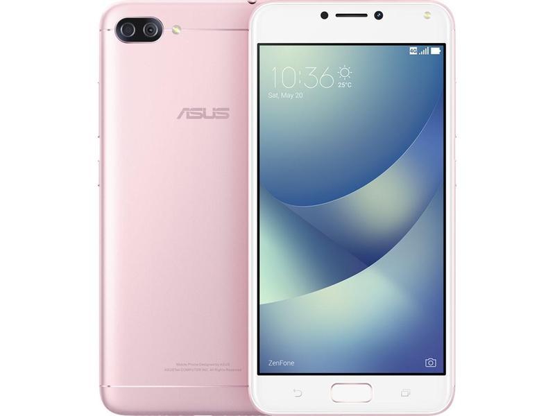 Mobilní telefon ASUS ZenFone 4 MAX (ZC554KL) ZC554KL-4I040WW růžový ... 9d06b0744e6