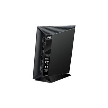 ASUS RT-N56U vB, 90IG01Q0-BO3R00, gigabitový Wi-Fi router, Router, Client, AP, 2,4/5GHz, až 600Mbps, 4xGLAN, 1xGWAN, USB, NAT, DHCP server