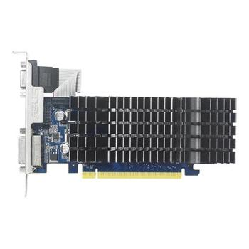 ASUS 210-SL-TC1GD3-L, 90-C1CSI0-L0UANAYZ, grafická karta, GeForce GT 210, 1GB, PCIe 2.0, 15pin D-sub, DVI, HDMI, pasivní chladič