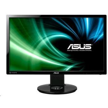 """ASUS VG248QE, 90LMGG001Q022B1C-, černý (black), 24"""" LCD monitor, 16:9, TN LED, 80.000.000:1, 1ms, 350cd/m2, 1920x1080, DVI, HDMI, DisplayPort, repro, Pivot"""