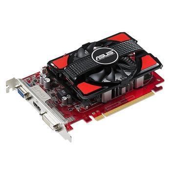 ASUS R7250-1GD5, 90YV04S0-M0NA00, grafická karta, ATI Radeon R7 250, 1GB DDR5, PCIe 3.0, CrossFire, 15pin D-sub, DVI, HDMI
