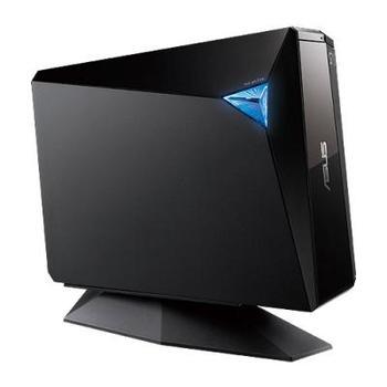 ASUS BW-12D1S-U, 90-D900000-UA071KZ, černá (black), Blu-ray vypalovačka, BD-R(SL) 12x, BD-R(DL) 8x, BD-RE (SL) 2x, BD-RE (DL) 2x, 40x CD, 16x DVD