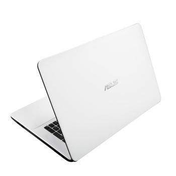 """ASUS F751LB-T4182T, F751LB-T4182T, bílý (white), notebook, Core i7 5500U (Broadwell), NVidia GT 920M, 17,3"""", 1920x1080, 12GB, HDD 1TB, W10 64, Wi-Fi, BT, CAM, USB 3.0, HDMI"""