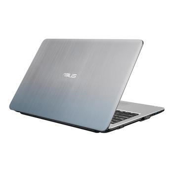 """ASUS F540LJ-DM166T, F540LJ-DM166T, stříbrný (silver), notebook, Core i7 5500U (Broadwell), NVidia GT 920M, 15,6"""", 1920x1080, 8GB, HDD 1TB, DVD+-RW, W10, Wi-Fi, BT, CAM, USB 3.0, HDMI"""