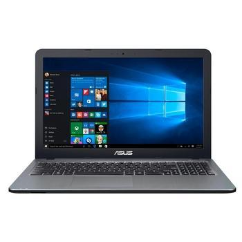 """ASUS F540SA-DM065T, F540SA-DM065T, stříbrný (silver), notebook, Pentium N3700, 15,6"""", 1920x1080, 4GB, HDD 1TB, DVD+-RW, W10, Wi-Fi, BT, CAM"""