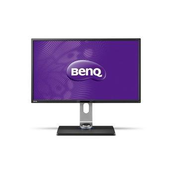 """BENQ BL3201PT, 9H.LCFLB.QBE, černo-stříbrný(black/silver), 32"""" LED monitor, 16:9, IPS, 1000:1, 4ms, 350cd/m2, 3840x2160, LED, DVI, 2x HDMI, DisplayPort, repro, USB HUB, Pivot"""