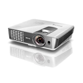BENQ W1080ST+, 9H.J9J77.17E, DLP projektor, 3D, 2200ANSI lm, 10.000:1, 1920x1080, D-SUB, HDMI, USB