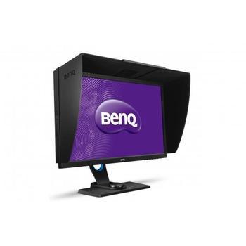 """BENQ SW2700PT, 9H.LDKLB.QBE, černý (black), 27"""" LED monitor, 16:9, S-IPS, 1000:1, 5ms, 350cd/m2, 2560x1440, LED, DVI, HDMI, DisplayPort, Pivot"""