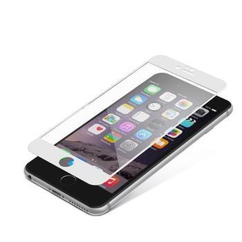 ZAGG InvisibleSHIELD Glass Contour pro Apple iPhone 6 Plus / 6S Plus, , bílé (white), tvrzené ochranné sklo, tvrdost 9H, vysoká citlivost dotyku, nezanechává bubliny