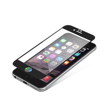 ZAGG InvisibleSHIELD Glass Contour pro Apple iPhone 6 / 6S, , černé (Black), tvrzené ochranné sklo, tvrdost 9H, vysoká citlivost dotyku, nezanechává bubliny