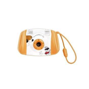 "GOGEN MAXI FOTO, , oranžové (orange), fotoaparát pro děti, 3Mpx, dig. zoom 4x, pro SD/SDHC, 2xAA, 1,8"", 640x480"
