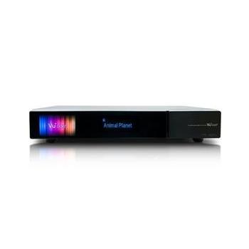 VUplus DUO2 1xDUAL, VU+DUO2 1xDUAL, přijímač DVB-S2, 3D, USB, LAN, 2x DVB-S2, čtečka pam. karet, YPbPr, S/PDIF optický, SCART, HDMI, Wi-Fi, CI slot, eSATA, Linux