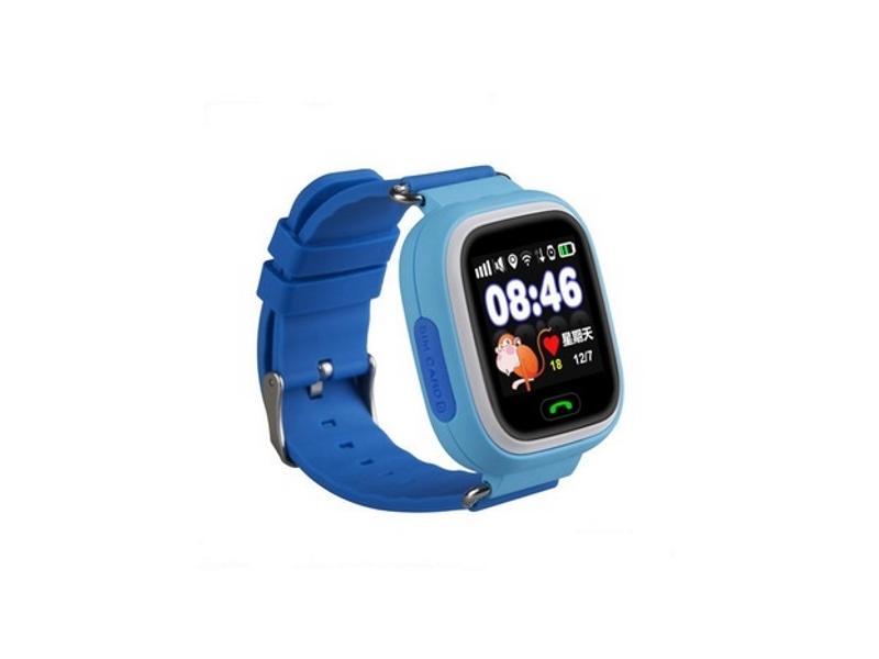 2205aeaad Dětské chytré hodinky s GPS lokátorem HELMER LK 703 modré (blue ...