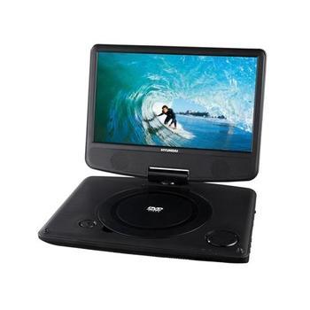 HYUNDAI PDP 911 U, , přenosný DVD přehrávač, DVD, DivX, MP3, JPEG, DO