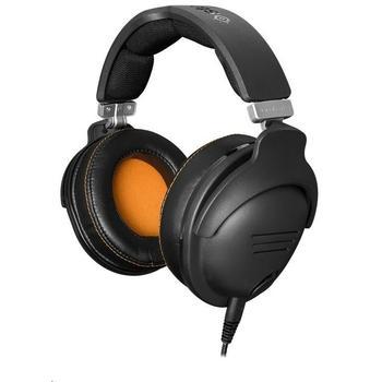 STEEL SERIES 9H Headset, 61101, herní sluchátka, ovládání hlasitosti, jack 3,5mm, s mikrofonem, 29 Ohm