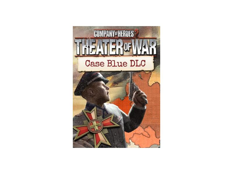 Case Blue Company Of Heroes 2 : Relic entertainment company of heroes case blue mission pack