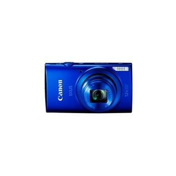 "CANON IXUS 170, 0131C001AA, modrý (blue), digitální fotoaparát, 20 Mpx, optický zoom 12x, dig. zoom 24x, pro SD/SDHC/SDXC, LiON, 2,7"", HD Video"