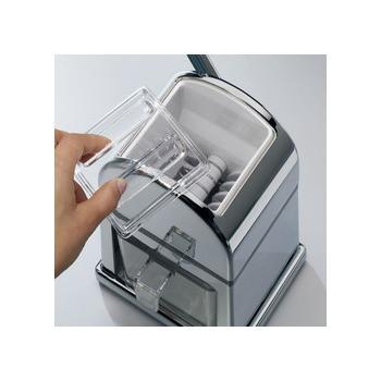 Gastroback Gastro Profi 41128, , ruční drtič ledu, kovové pouzdro, obsah1l, mlýnek s klikou.