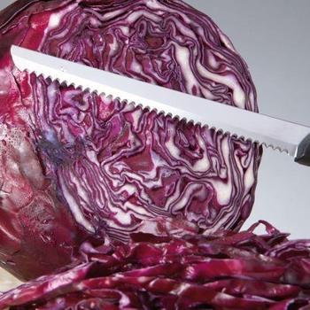 Gastroback 41600, , elektrický nůž se stojenam, 2 druhy ostří, 120W