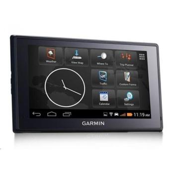 "GARMIN Fleet 670 Lifetime Europe45, 010-01377-01, GPS navigace do auta, micro SD, BT, 6"" displej, 45 zemí Evropy"