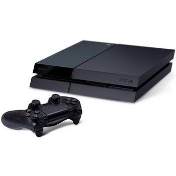 SONY PlayStation 4 500GB, PS719437215, černý (black), herní konzole