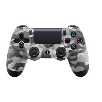 SONY DualShock 4 Controler Urban Cammo, PS719453512, šedý (grey), ovladač