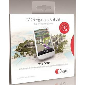 SYGIC GPS Navigation, Voucher Edition, WSN-006