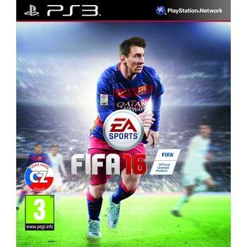 EA SPORTS FIFA 16, 5030933112865, hra pro Playstation 3
