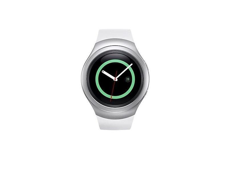 Chytré hodinky SAMSUNG Gear S2 bílé (white)  6f52f06bf8