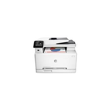 HP Color LaserJet Pro MFP M274n, M6D61A#B19, tiskárna, laserová, barevná, tiskárna/ skener/ kopírka, 256MB, A4, ADF, 18 str./min. ČB, 600x600dpi, USB 2.0, LAN