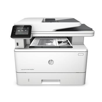 HP LaserJet Pro MFP M426fdn, F6W14A#B19, tiskárna, laserová, tiskárna/ skener/ kopírka/ fax, 256MB, A4, ADF, duplex, 38 str./min.ČB, 1200x1200dpi, USB 2.0, LAN