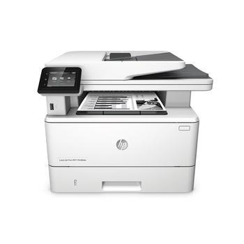 HP LaserJet Pro MFP M426fdw, F6W15A#B19, tiskárna, laserová, tiskárna/ skener/ kopírka/ fax, 256MB, A4, ADF, duplex, 38 str./min.ČB, 1200x1200dpi, USB 2.0, LAN, Wi-Fi