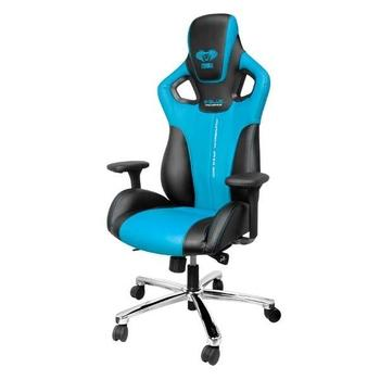 E-BLUE COBRA, , modrá (blue), herní židle