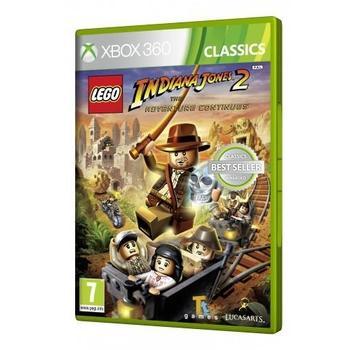 MICROSOFT X360 - LEGO Indiana Jones 2, 8717418420239, hra pro Xbox 360