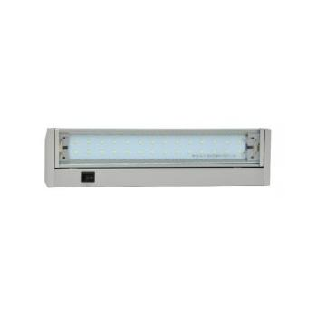 ECOLITE LED svítidlo GANYS TL2016-28SMD, TL201628SMD, stříbrné (silver), svítidlo, zadní