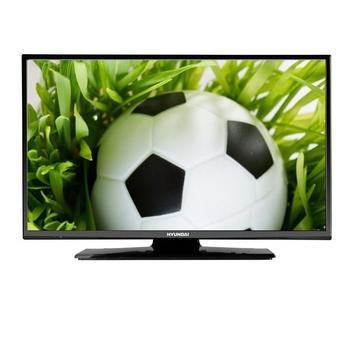 "HYUNDAI HL 24111, , 24"" LED TV, úhlopříčka 60cm, 1366x768, 50Hz, DVB-T, DVB-C, CI-slot, HDMI, SCART, VGA, USB, EPG, A+"