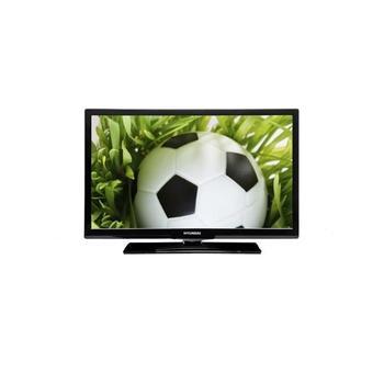 "HYUNDAI HL 24172 DVDC, , 24"" TV s DVD přehrávačem, úhlopříčka 60cm, 1366x768, 50Hz, DVB-T, DVB-C, CI-slot, HDMI, SCART, VGA, USB, EPG, A+"