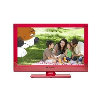 "GOGEN MAXI TELKA 24 R, , červená (red), 24"" LED TV, úhlopříčka 60cm, 1366x768, 50Hz, DVB-T, DVB-C, CI-slot, HDMI, SCART, VGA, USB, EPG, A"