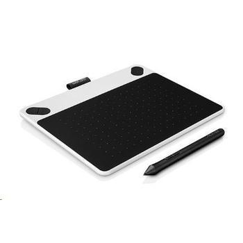 WACOM Intuos Draw White Pen S, CTL-490DW, bílý (white), grafický tablet, 152 x 95 cm