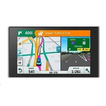 "GARMIN DriveLuxe 50 Lifetime Europe45, 010-01531-17, GPS navigace do auta, micro SD, handsfree, BT, 5"" displej, 45 zemí Evropy"
