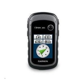 "GARMIN eTrex 30x, západní Evropa, 010-01508-14, GPS turistická navigace, 2,2"" displej, Kompas, Výškoměr, 2xAA, Topo Czech"