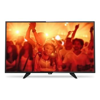 "PHILIPS 32PHT4101, , 32"" LED TV, úhlopříčka 82cm, 1366x768, 200Hz, DVB-T2, DVB-C, CI-slot, 2x HDMI, SCART, USB, EPG, A+, 31W"