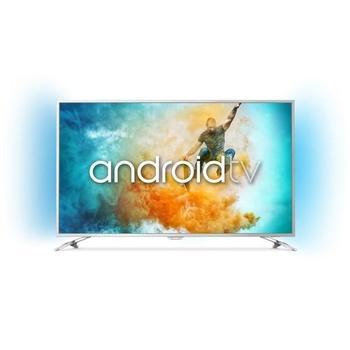 "PHILIPS 49PUS6501, , 49"" LED TV, úhlopříčka 124cm, 3840x2160, DVB-T2, DVB-S2, DVB-C, CI-slot, 4x HDMI, SCART, 3x USB, RJ-45, EPG, Wi-Fi, B, 100W"