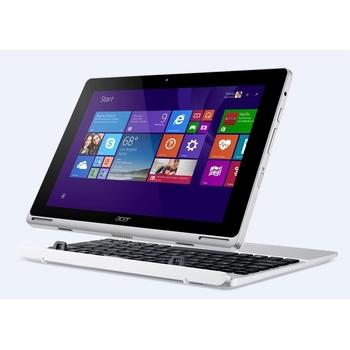 """ACER Aspire Tab Switch 10 (SW5-015-1608), NT.G57EC.001, Limitovaná Glass White edice, tablet, Intel Atom Z3735F, 1,33GHz, 1280x800, 64GB + 500GB, 2GB, 10.1"""", IPS, microSD, BT, Wi-Fi, Windows 8.1 Bing, micro USB, micro HDMI"""