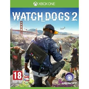 UBISOFT Watch_Dogs 2, 3307215966914, hra pro konzoli, akční, DVD