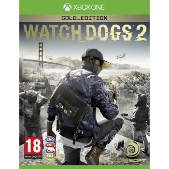 UBISOFT Watch_Dogs 2 Gold Edition, 3307215969946, hra pro konzoli, akční, DVD