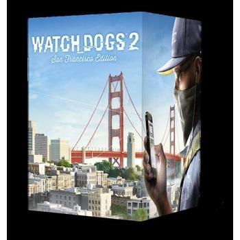 UBISOFT Watch_Dogs 2 San Francisco Edition, 3307215968765, hra pro konzoli, akční, DVD