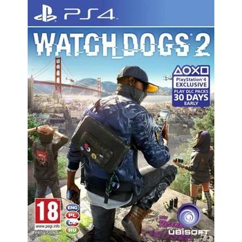 UBISOFT Watch_Dogs 2, 3307215966709, hra pro Playstation 4