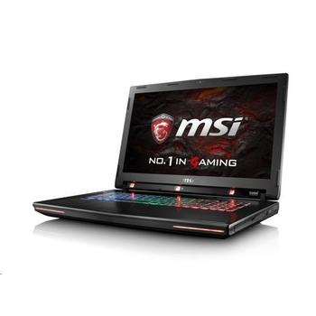 "MSI GT72VR 6RD-201CZ Dominator Tobii, GT72VR 6RD-201CZ, černý (black), herní notebook, Core i7 6700HQ, NVidia GeForce GTX 1060, 17,3"", 1920x1080, 16GB, HDD 1TB, SSD 256GB, BluRay-DVD, podsvícená klávesnice, W10, Wi-Fi, BT, CA"