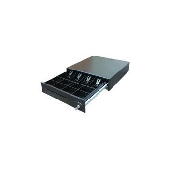 BIRCH POS-420 USB, POS-205B, černá (black), pokladní zásuvka, zdroj, kabel
